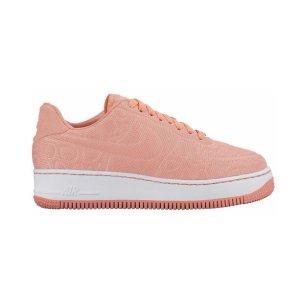 Nike Air Force 1 - Women's - Basketball - Shoes - Atomic Pink/Atomic Pink/Light Iron Ore