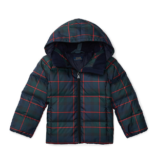 Quilted Down Hooded Jacket - Outerwear � Outerwear & Jackets - RalphLauren.com