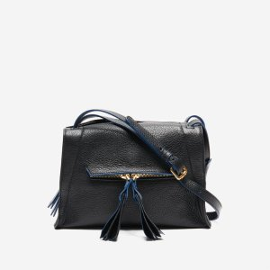 Alea Crossbody Tassel Bag - Bags & Accessories - Sandro-paris.com