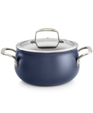 $9.99 Belgique Stainless or Anodized 3 Qt. Covered Soup Pot @ macys.com