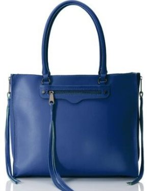 $109.62 Rebecca Minkoff Side Zip Regan Tote Shoulder Bag