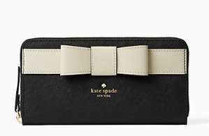 From $79 Kirk Park Saffiano Lacey on Sale @ kate spade