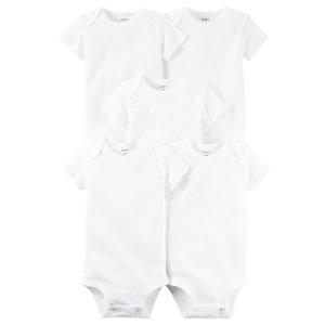 Baby Neutral 5-Pack Original Bodysuits | Carters.com