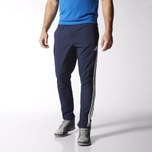 adidas 3-Stripes Pants Men's Blue