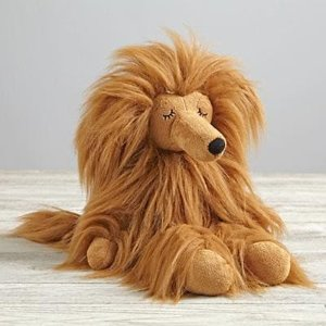 Jellycat Afghan Hound by The Land of Nod | Spring - Free Shipping. On Everything