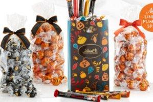 50% Pumpkin gift bags @Lindt