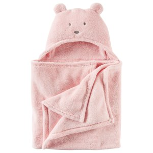 Baby Girl Sherpa Hooded Blanket | Carters.com