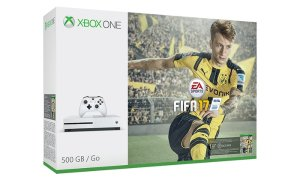 Xbox One S 500GB Console with FIFA 17 Download