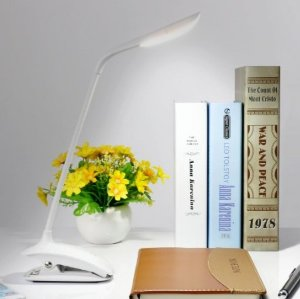 Cordless Clip Desk Lamp