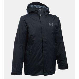 Boys' ColdGear® Reactor Wayside 3-in-1 Jacket