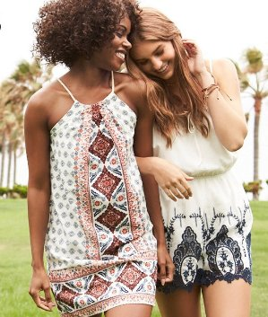 Everything $25 And UnderSitewide @ CharlotteRusse.com