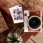 Fujifilm Instax Mini 90 NEO CLASSIC Camera (Brown)