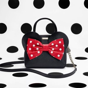 From $50 kate spade for Minnie Mouse Collections @ kate spade