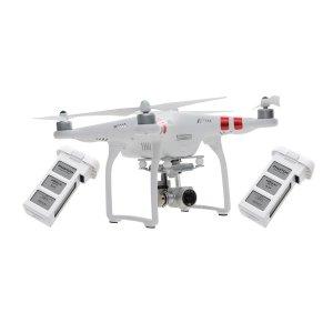 $449DJI Phantom 3 Standard Quadcopter + Extra Battery