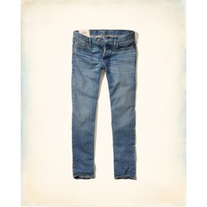 Guys Hollister Skinny Button Fly Jeans | Guys Clearance | HollisterCo.com
