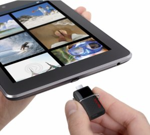$7.99 (原价$14.99)SanDisk Ultra Dual 16GB Micro USB 存储盘(USB 3.0 Type A)