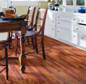 $2.25 / Sq. Ft.Presto Washington Cherry 8 mm Thick x 7-5/8 in. Wide x 47-5/8 in. Length Laminate Flooring (20.17 sq. ft. / case)