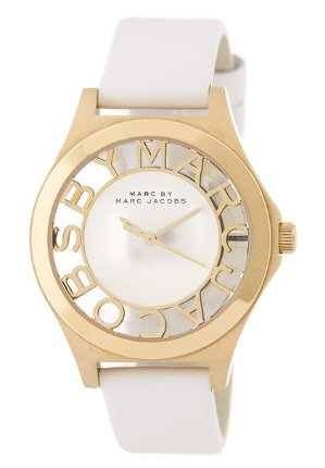 Marc by Marc Jacobs Women's Skeleton Dial Watch @ Nordstrom Rack