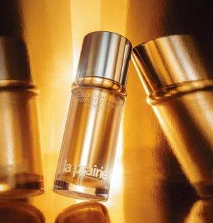 La Prairie  Cellular  Radiance Perfecting Fluide Pure Gold @ COSME-DE.COM