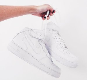 Extra 25% Off White Shoes Sale @ Nike Store