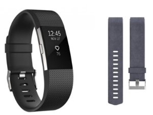 $129.99Fitbit Charge HR 2 Wireless Activity Tracker with Bonus Band Large