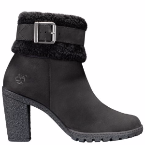 Timberland | Women's Glancy Fleece Fold-Down Boots
