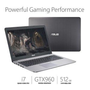 $799.00ASUS K501UW-AB78 15.6寸笔记本电脑