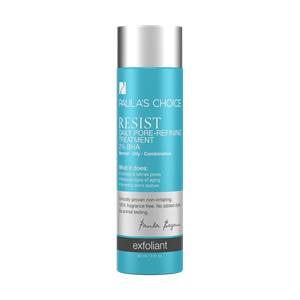 Resist Daily Pore-Refining Treatment 2% BHA - AHA & BHA Exfoliants: Paula's Choice Skincare & Cosmetics