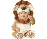 Lovable Lion Infant Halloween Costume - Walmart.com