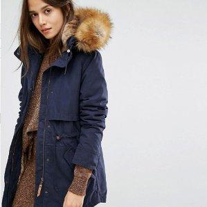 低至5折+最高立减$75ASOS精选男女款派克大衣促销