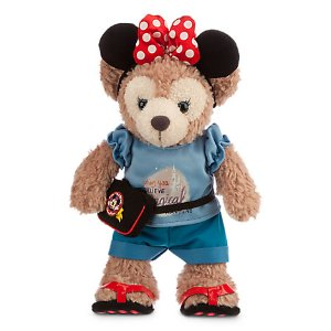 ShellieMay the Disney Bear Plush - ''Day in the Park'' - Medium - 12'' | Disney Store