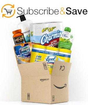 满$10以上立减$5Amazon订购Subscribe & Save商品