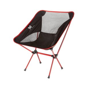 $23.79Moon Lence 超轻重量 折叠式户外用椅+随身收纳包