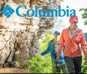 Up to 60% Off+Extra 10% Off Columbia  @ 6PM