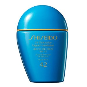 Shiseido UV Protective Liquid Foundation SPF 42, 1 oz.