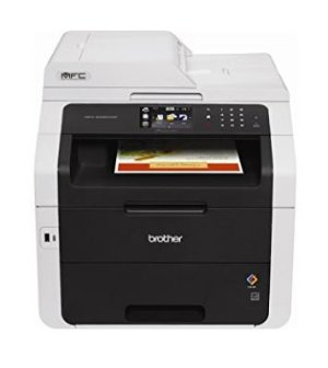销量冠军!Brother 多功能一体无线彩色激光打印机 - MFC-9330CDW