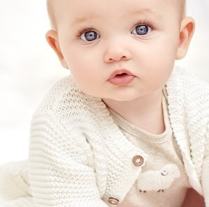 50% Off + Extra 25% Off Family and Friends Sale! Baby Neutral Little Baby Basics @ Carter's