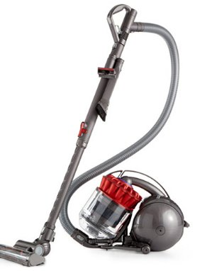 $269.99 + $40 Macy's Money Dyson DC39 Ball Multifloor Pro Canister Vacuum