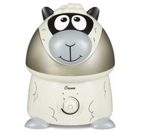Crane Sidney the Sheep 1 Gal. Ultrasonic Cool Mist Humidifier Cream