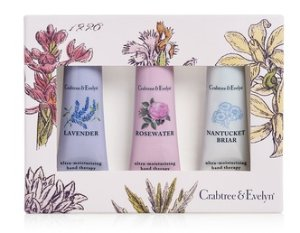 Up to 50% Off+Free Shipping Select Gifts @ Crabtree & Evelyn