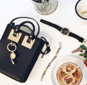 Up to $300 Gift Card Sophie Hulme Handbags @ Neiman Marcus