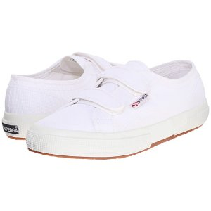 Superga 2750 Velu White