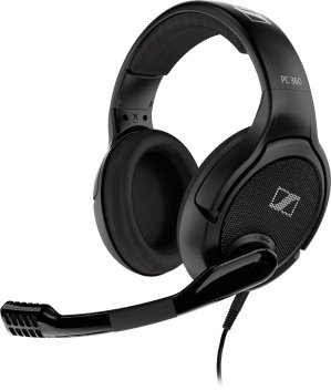 EUR 83.19Sennheiser PC 360 Special Edition Gaming Headset – Black