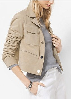 Up to 60% Off Select Women's Outerwear @ Michael Kors