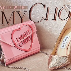 Up to 40% OffJimmy Choo Sale @ Rue La La