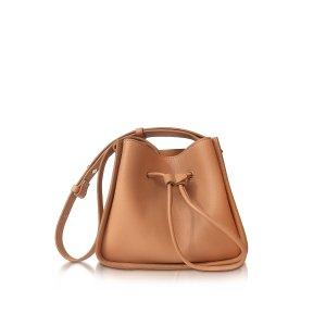 3.1 Phillip Lim Tan Soleil Mini Bucket Bag at FORZIERI