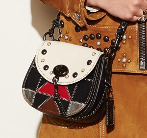 50% Offwith Saddle Bags Purchase @ Coach