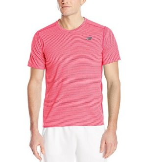 $6.88New Balance Men's Striped Sonic Top