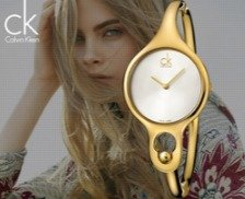 83% off Calvin Klein Women's Air Watch Model K1N22526