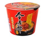 JINGMAILANG Spicy Beef Instant Noodle Bowl
